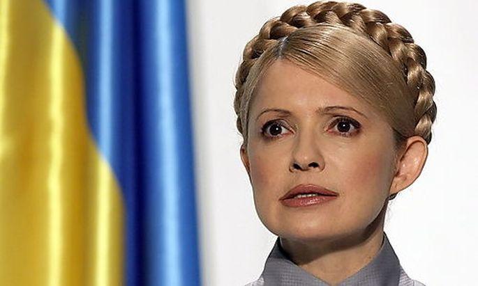 FILE UKRAINE TYMOSHENKO TO END HUNGER STRIKE