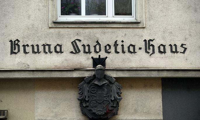 Das Bruna Sudetia Haus in der Wiener Josefstadt