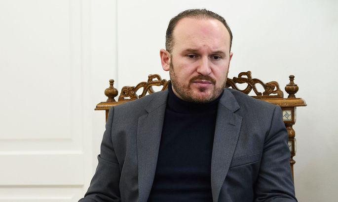"""IGGÖ-Präsident Ümit Vural kritisiert die """"Dokumentationsstelle Politischer Islam""""."""