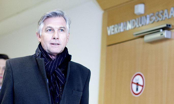 Meischberger - Ex-Politiker kann sich an Tippgeber nicht erinnern