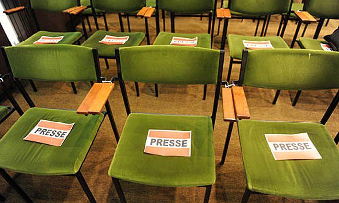 Branchenranking Land seine Journalisten