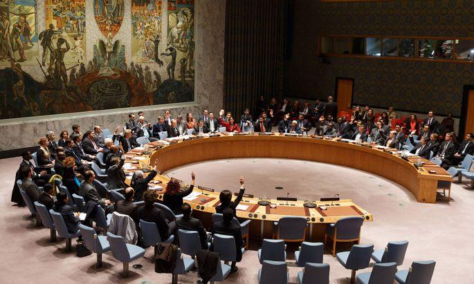 Sicherheitsrat der Vereinten Nationen