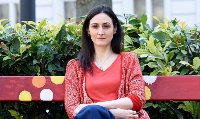 Nach Jahren in Schauspiel und Werbung machte Romina Pleschko den Schritt zur Autorin.