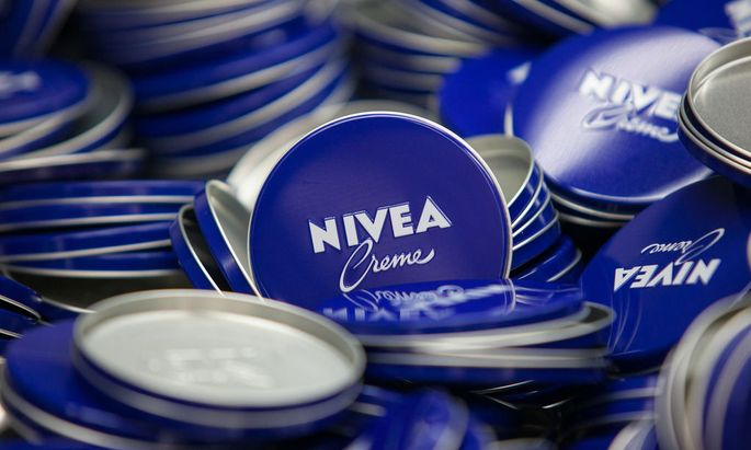 Inside Beiersdorf AG Production Center And Nivea Haus Store