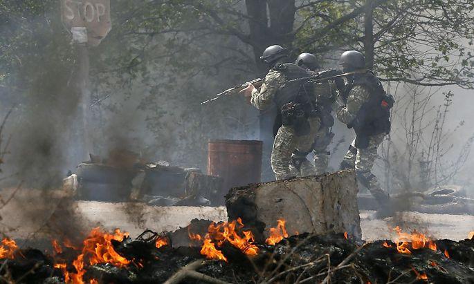 Ukraine: Journalisten als