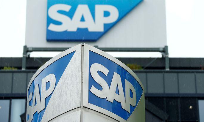 Archivbild der SAP-Firmenzentrale in Walldorf.