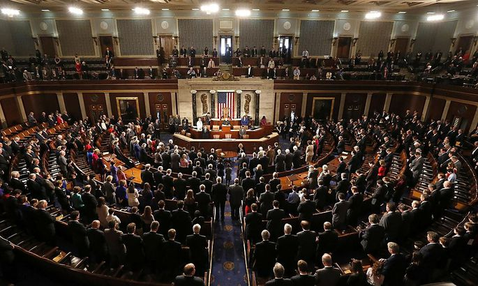 The 113th Congress convenes in Washington