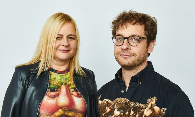 Veronika Franz und Severin Fiala