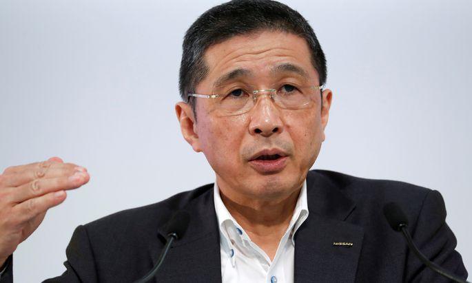 Nissan-Chef Hiroto Saikawa tritt nun ebenfalls zurück.