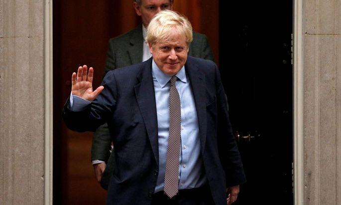 Premier Johnson will Neuwahlen im Dezember