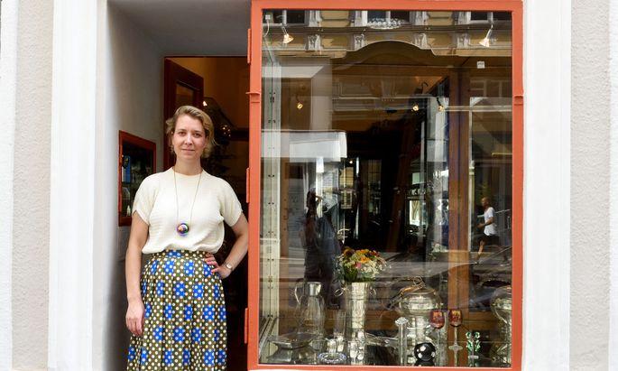 Viele Jahre war es das Geschäft von Susi Haneke, Husslein führt es in ihrem Sinn weiter.