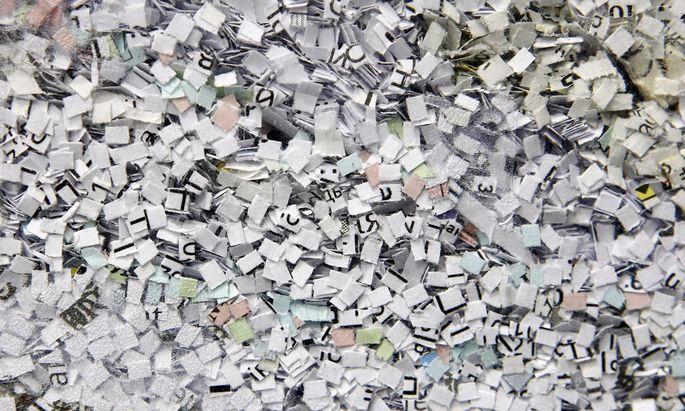 Papier als kreatives Spielfeld
