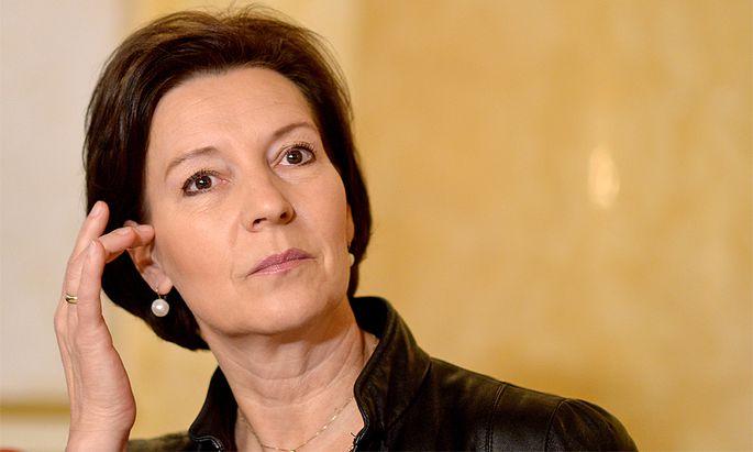 Bildungsministerin Gabriele Heinisch-Hosek (SPÖ