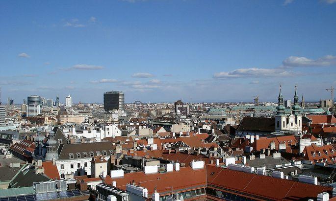Mehr Wohnungen in Wien entspannen den Markt.