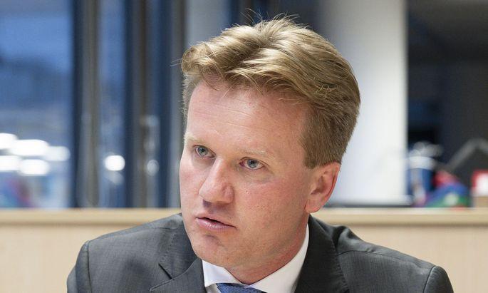 IV-Präsident Georg Knill sieht die Schul-Aufstiegsklausel kritisch.