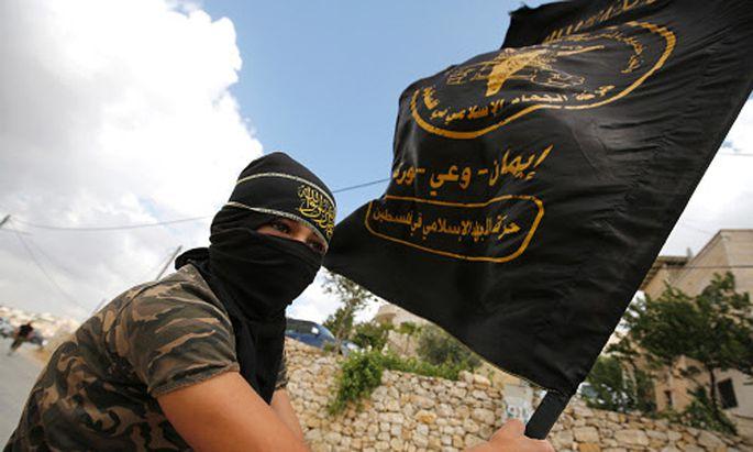 Symbolbild jugendlicher Jihadist
