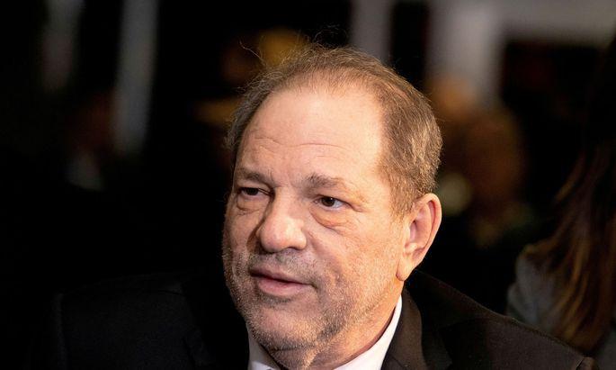 Harvey Weinstein wird in auch in Los Angeles des Prozess gemacht