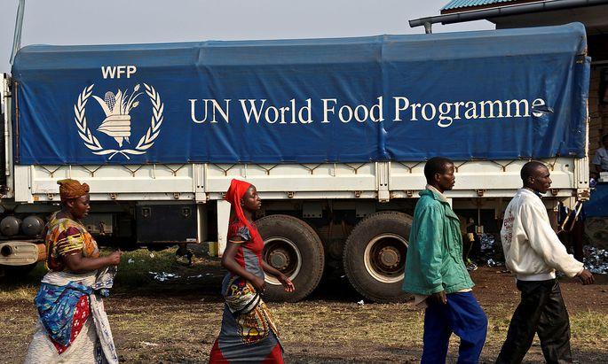 Hunger und Konflikte gehen oft einher.