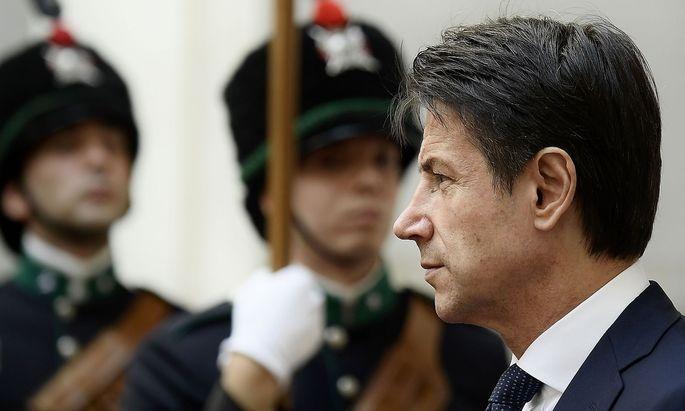 ITALY-LIBYA-POLITICS-DIPLOMACY