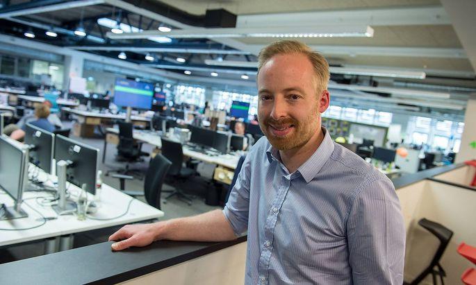 Ko-Chef Rubin Ritter verlässt Zalando