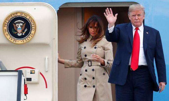 Donald Trump braucht neue Präsidentenmaschinen