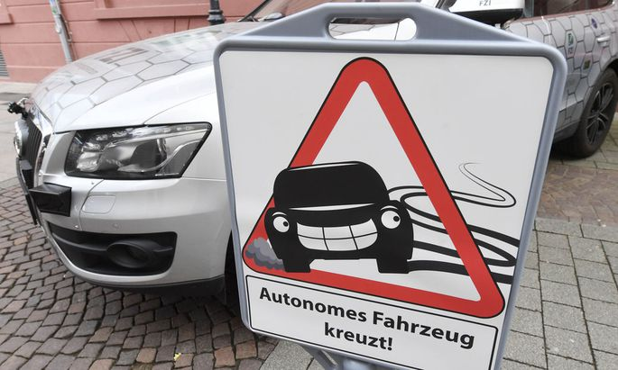 Autonomes Fahren wird in Bayern bereits auf der Autobahn getestet.
