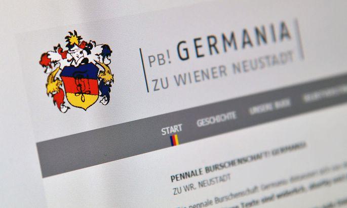 THEMENBILD: BURSCHENSCHAFT GERMANIA WIENER NEUSTADT