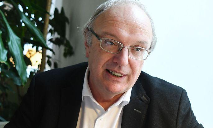 Michael Bünker.