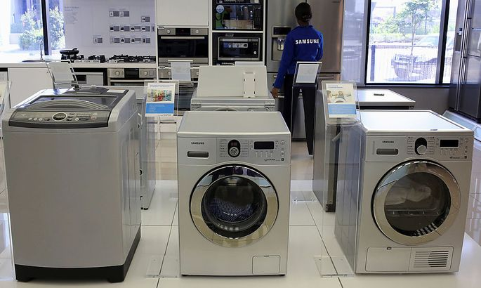 Waschmaschinen von Samsung