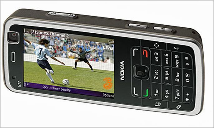 , Nokia N77