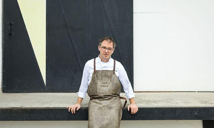 Max Stiegl erhielt soeben den Titel Koch des Jahres. Vor 25 Jahren ging dieser zuletzt ins Burgenland – damals an Walter Eselböck.