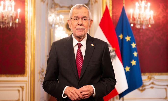 In einer Rede an die in Österreich akkredierten Botschafter rief Alexander Van der Bellen zu mehr Dialog und Menschlichkeit auf.