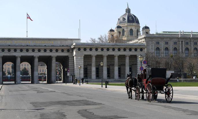 Die Wiener Innenstadt ohne Autos - bald Wahlkampfthema Nummer Eins?