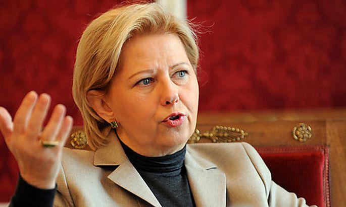 Brigitte Jank, WirtschaftskammerFoto: Clemens Fabry