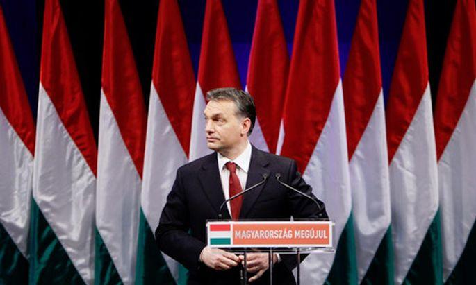 Ungarn hat ab kommendem Jahr zwei Verfassungen