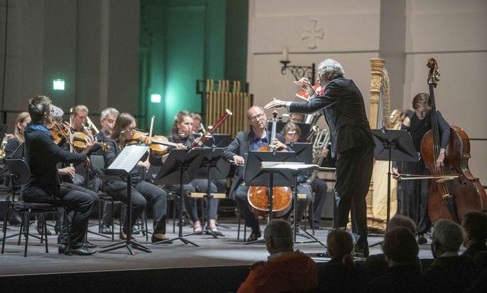Emilio Pomàrico (Dirigent), Klangforum Wien