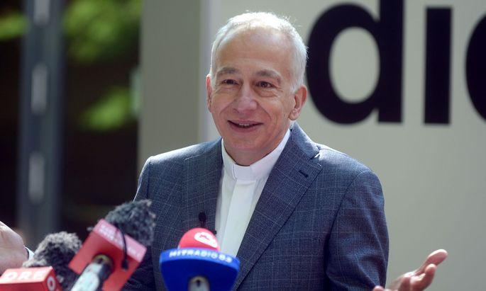 """Caritas-Präsident Michael Landau fordert von der Regierung einen """"sozialen Wiederaufbauplan"""""""