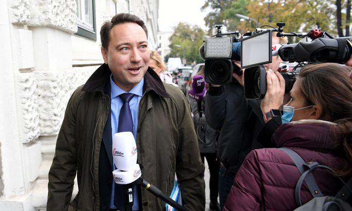 Oberösterreichs FPÖ_Landesparteichef Manfred Haimbuchner