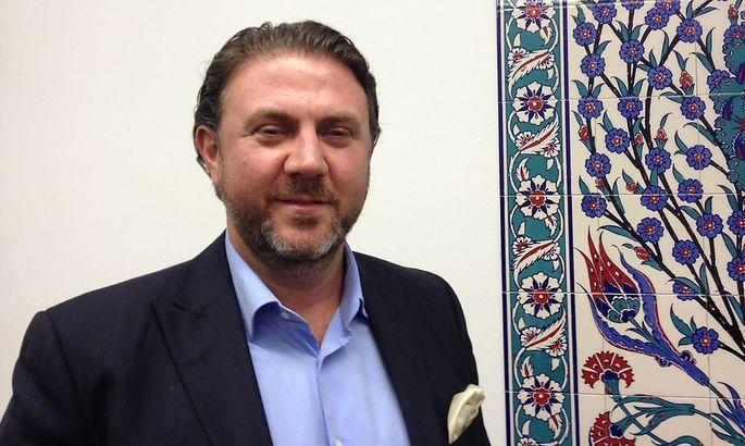Yigit Bulut ist Chefberater des türksichen Ministerpräsidenten Recep Tayyip Erdogan.