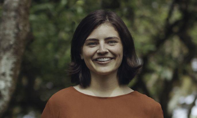 """Die neuseeländische Abgeordnete Chlöe Swarbrick machte """"Ok, Boomer"""" populär."""