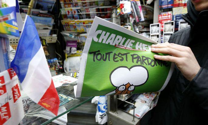 "Charlie Hebdo""-Ausgabe"