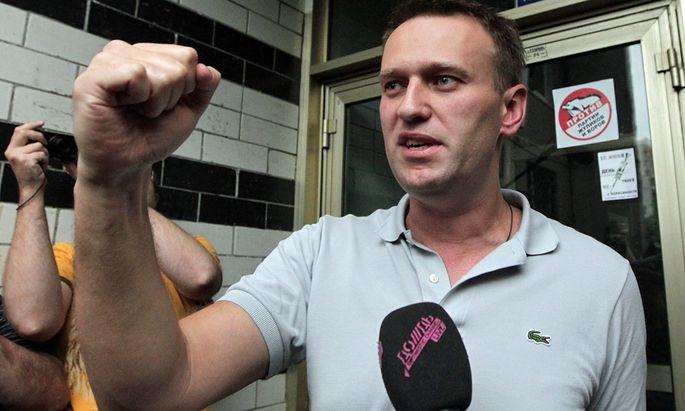 Kremlkritiker Nawalny Buergermeisterwahl zugelassen