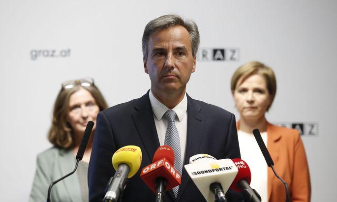 Wer beerbt Siegfried Nagl als Bürgermeister? Elke Kahr (KPÖ) oder Judith Schwentner (Grüne)?