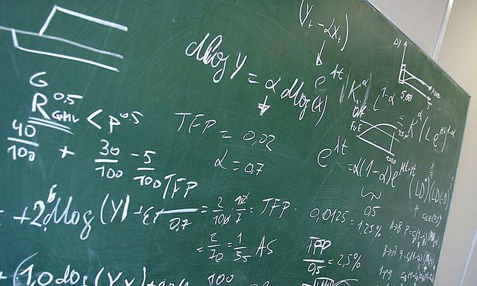 Mathe: Für viele Schüler eine große Hürde