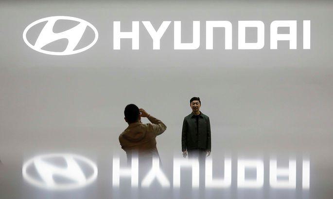 Archivbild. Hyundai hofft mit neuen Modellen auf neuen Rückenwind.