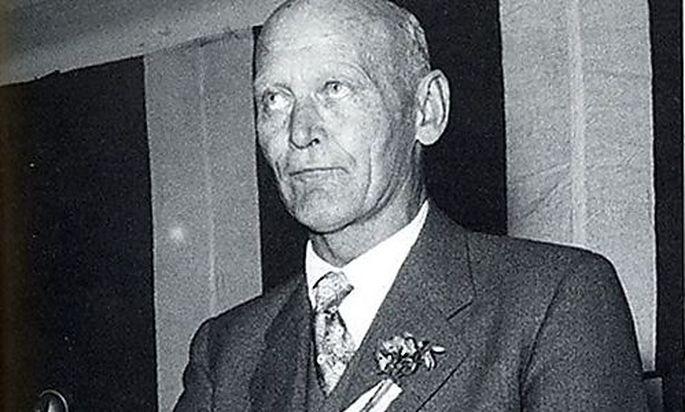 ARCHIVBILD - ANTON REINTHALLER