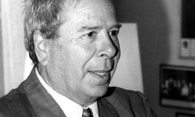 Bariton Rolando Panerai (1924–2019).