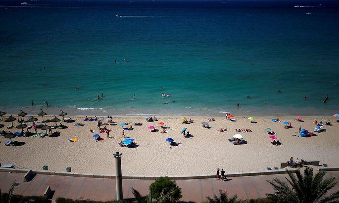 Strand auf Mallorca (Archivbild)