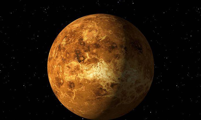 Die unwirtliche Venus.
