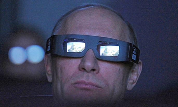 Putin laesst Buergern Aktien